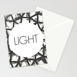 Let Light In Stationery Cards