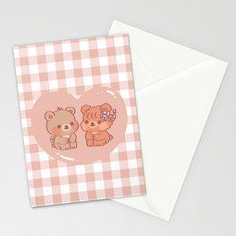 Amor de Osos Stationery Cards