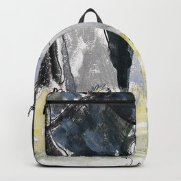 Arthur Garfield Dove - Old Tombstones - Digital Remastered Edition Backpack