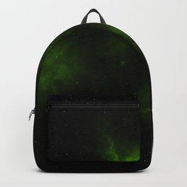 Sea Green Stars Backpack