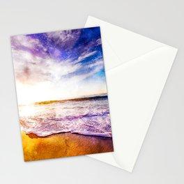 California Sunset, USA Stationery Cards