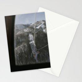 Park City Gondola Stationery Cards
