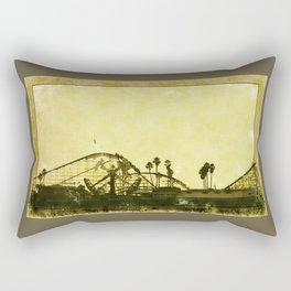 Big Dipper at the Santa Cruz Boardwalk Rectangular Pillow