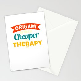Handmade crafts Origami Paper Boat Stationery Cards