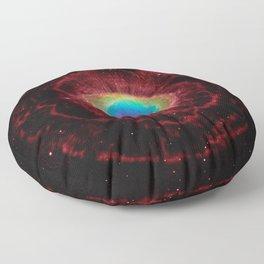 Ring Nebula Floor Pillow