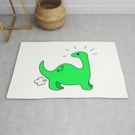 Dino Farts 1 Rug