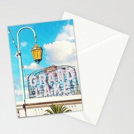 Grand Lake Merritt - Oakland, California Stationery Cards