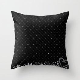 Kingdom Hearts BG Throw Pillow