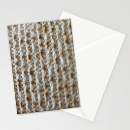 Bread of affliction Stationery Cards