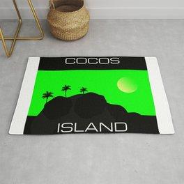 Cocos Island Rug