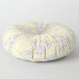 Triangle Ornament Floor Pillow
