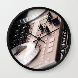 Mixed Music Wall Clock