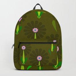 zappwaits Flower Backpack