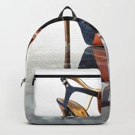high heels universe Backpack
