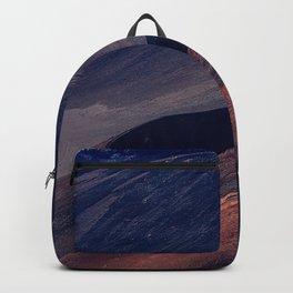 volcano, hill, desert, haleakala, united states Backpack