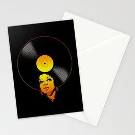 Afrovinyl (Soul) Stationery Cards