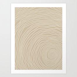 Vestigĭum #2 Art Print