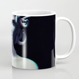 Medusa glitch Coffee Mug
