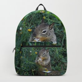 I Eat the Daisies Backpack