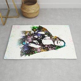 Janis - Piece Of My Heart - Pop Art Rug