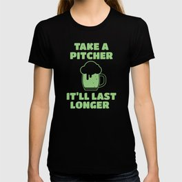 St Patricks Day Quote T-shirt