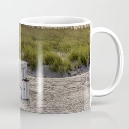 Relax At Baltic Sea Beach Sunset Coffee Mug