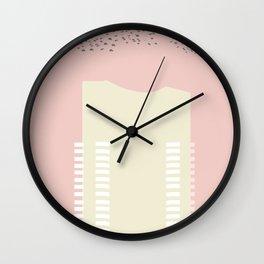 Intercontinental Hotel Bucharest Wall Clock
