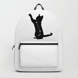 aries cat Backpack