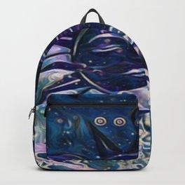 Dream Escape Sun Moon Backpack