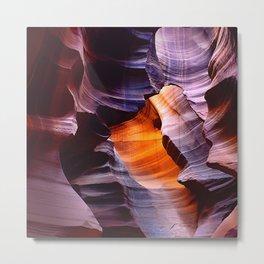 Antelope Canyon Magic, Arizona Metal Print