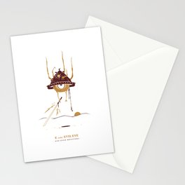 E is for Evil Eye Stationery Cards