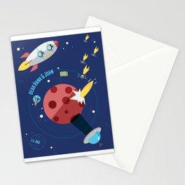 Dear Hank & John Poster Stationery Cards