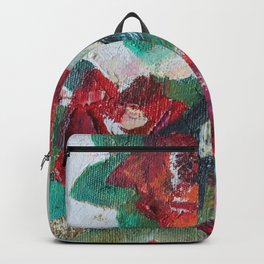 Blueberry bird Backpack