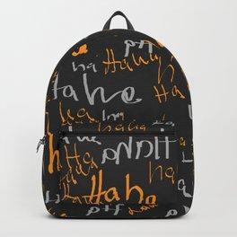 Ha ha ha Art N21004-3 Backpack