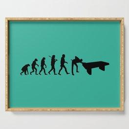 Evolution snooker Serving Tray