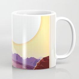 NASA Visions of the Future - Relax on Kepler-16b Coffee Mug