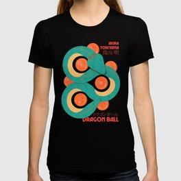 Dragon Ball, japanese print, Toriyama, manga wall art, Son Goku poster T-shirt