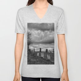 Decay and Ruin Unisex V-Neck