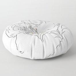 Darcy Elizabeth Floor Pillow