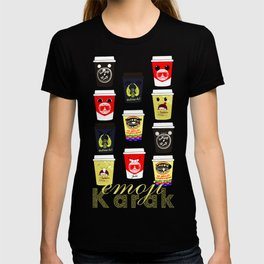 Karak emoji T-shirt