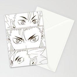 Haikyuu!! Nishinoya Eyes Design Stationery Cards