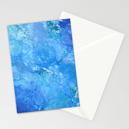 Ebb and Flow Stationery Cards