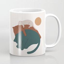 Cat Landscape 17 Coffee Mug