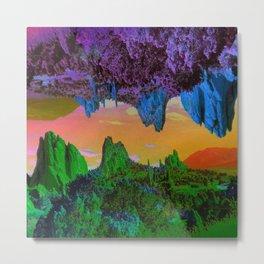 Garden of The Gods Multiverse Metal Print