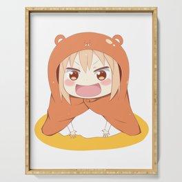 Doma Umaru | Himouto! Umaru-chan Serving Tray