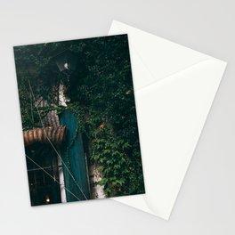 Spanish windows Stationery Cards