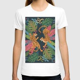 Jungle Cats - Roaring Tigers T-shirt