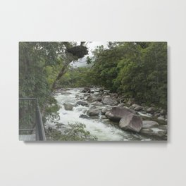 Mossman Gorge Metal Print