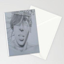 Ana's teardrop Stationery Cards