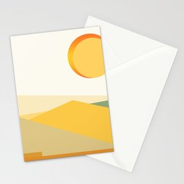 Sonoran Desert 3 Stationery Cards